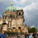 В центре Берлина