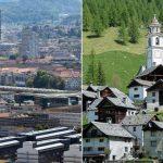 город и деревня в Германии
