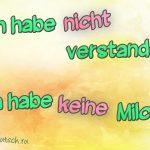 Грамматика немецкого языка. Отрицание в немецком