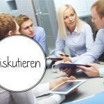 50 самых важных фраз для дискуссии на немецком