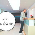 Высказываем жалобу на немецком языке