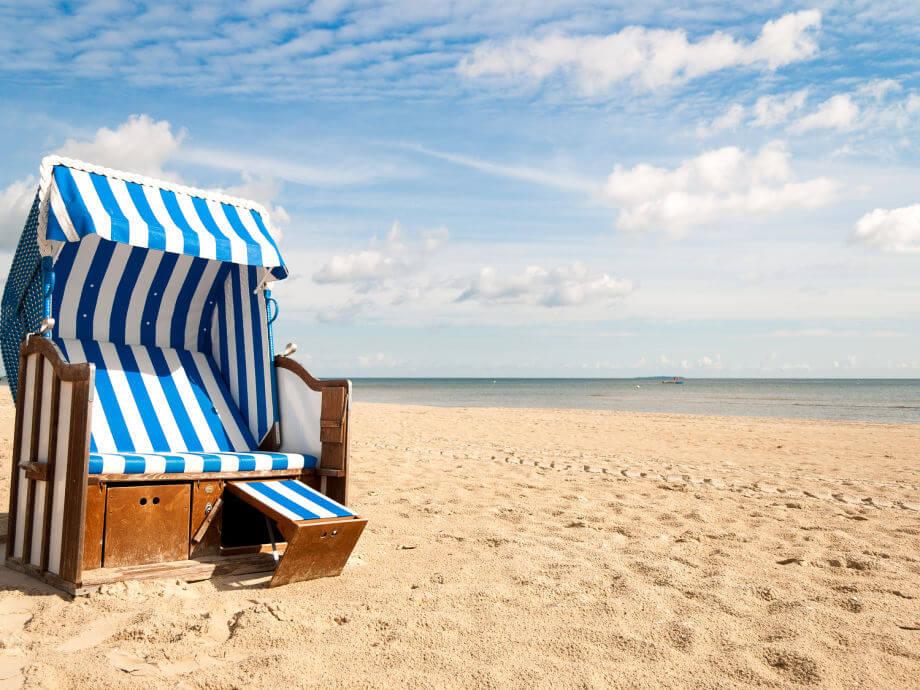 Пляжная корзина