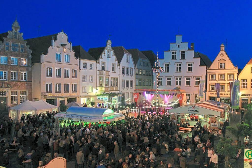 Tanz in den Mai in Warendorf