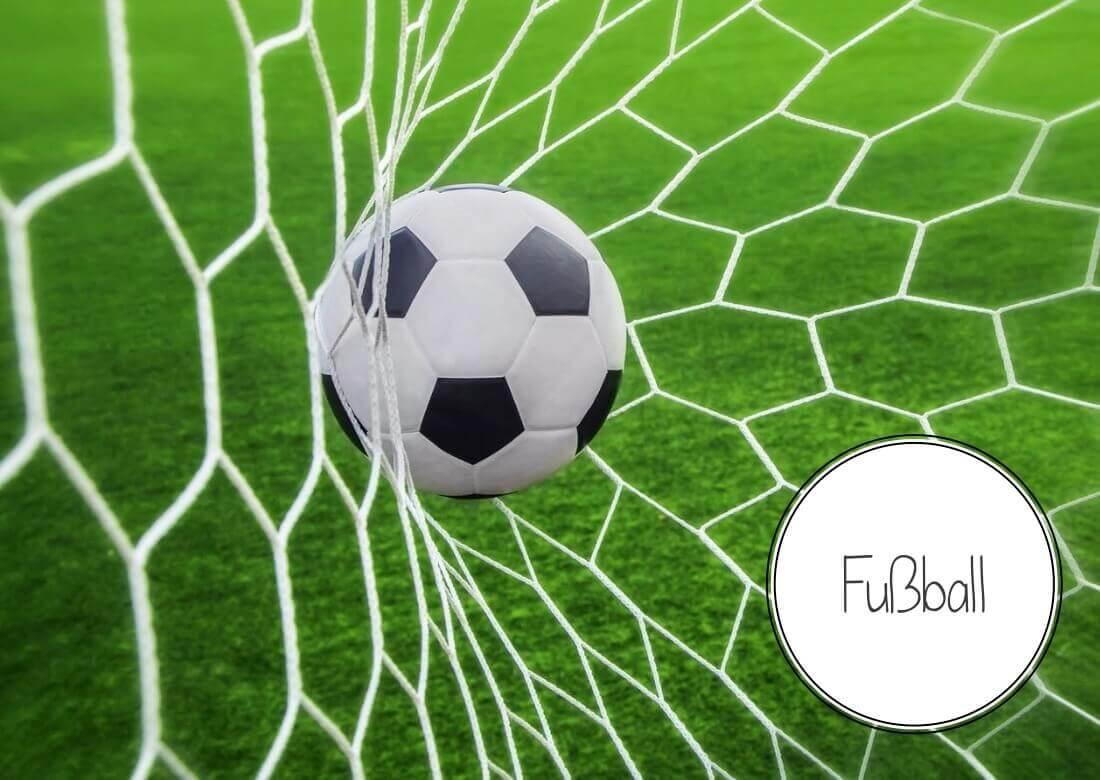 Футбол: подробный список слов и выражений