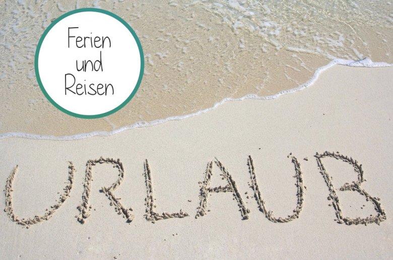 как рассказать о каникулах на немецком языке