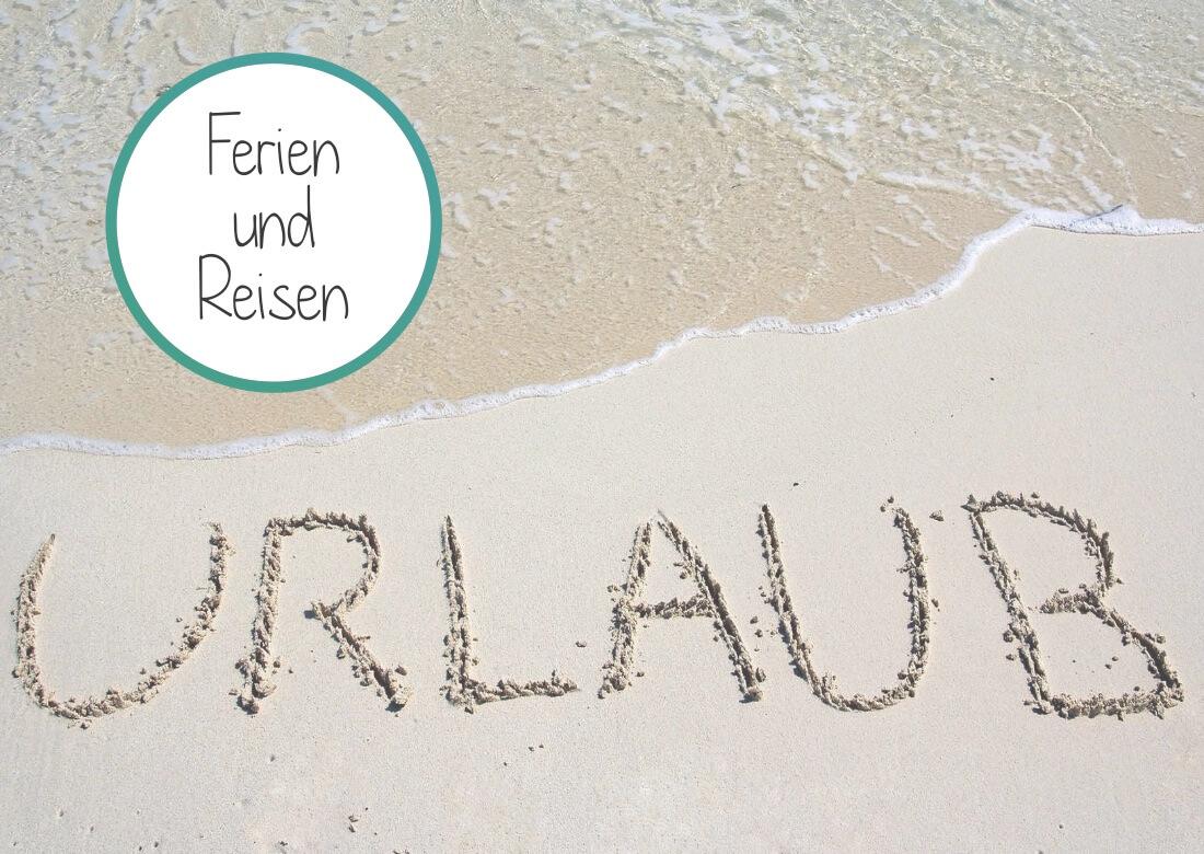 Отпуск и поездки: как рассказать о каникулах на немецком языке