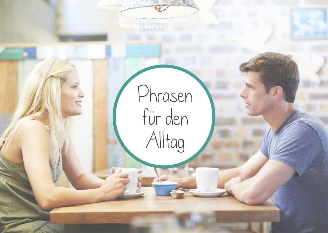 100 фраз для повседневного общения на немецком языке