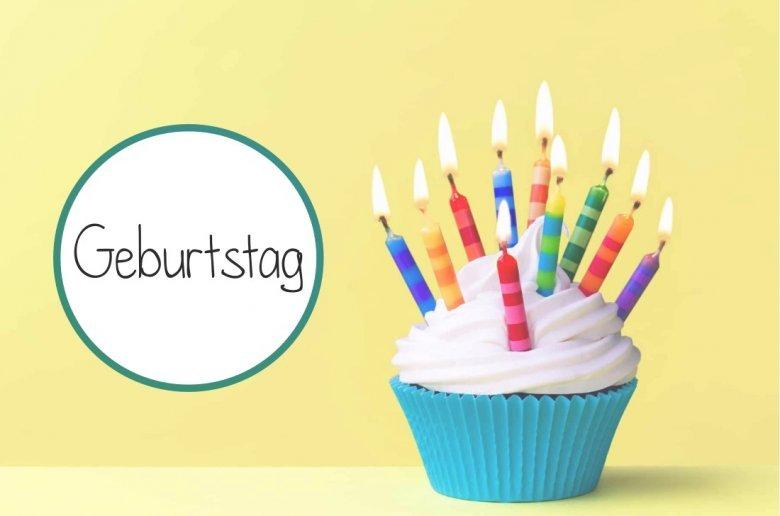 День рождения: полезные слова и выражения