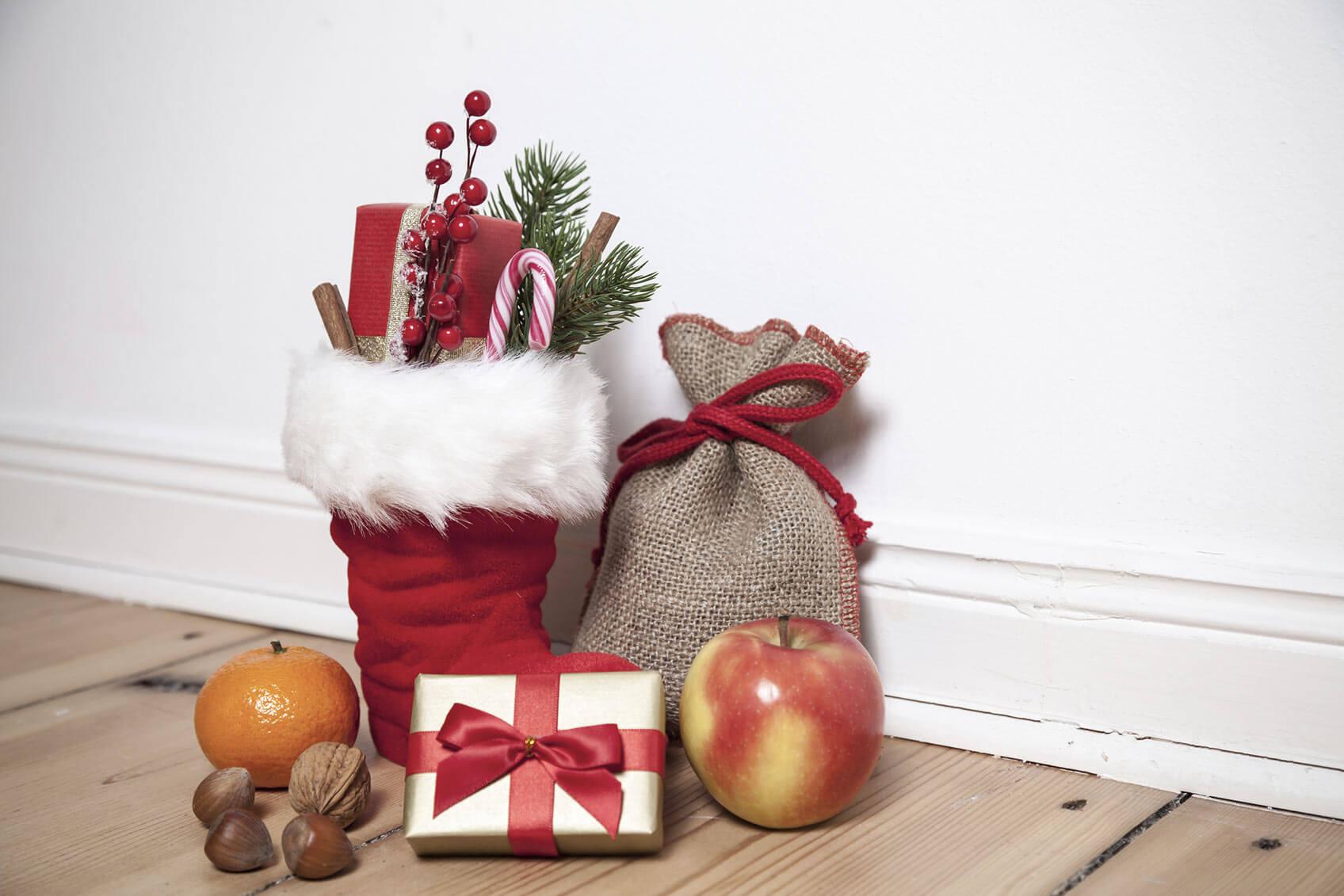 День Святого Николая der Nikolaustag