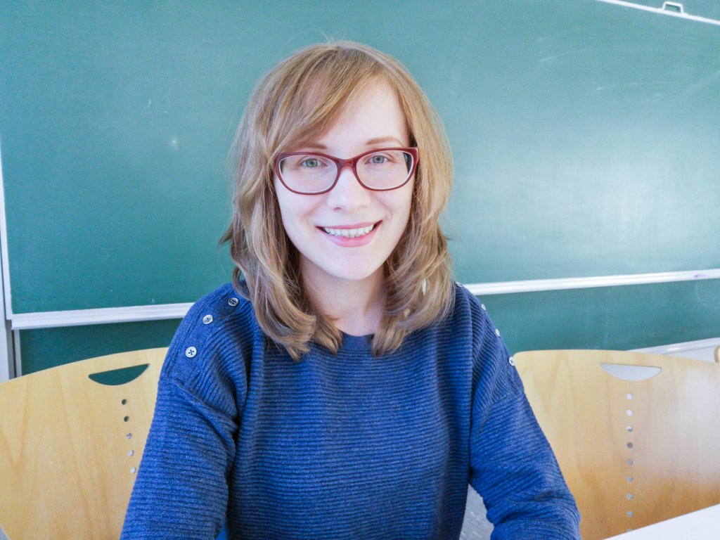 Преподаватель немецкого языка Екатерина Старикова репетитор